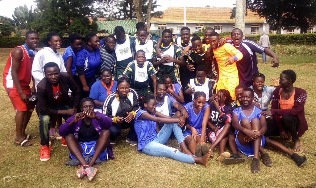 Ntinda VTI Team in Group Photo