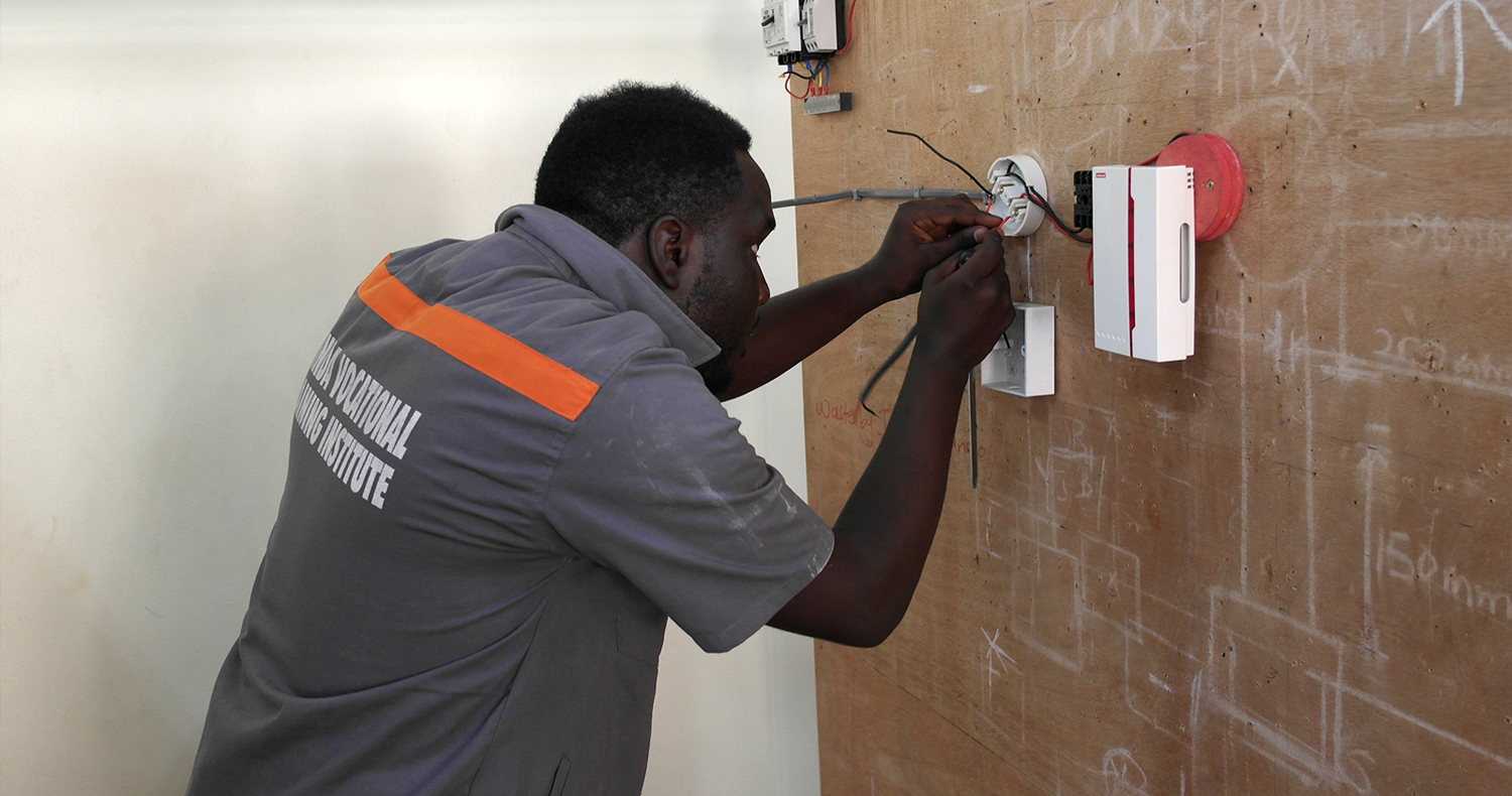 Electrical Installation and systems Maintenance Trainee